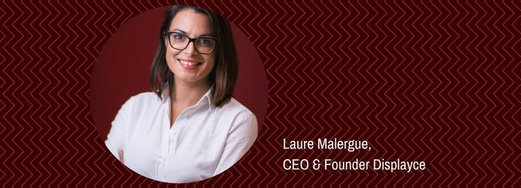 Interview Laure MALERGUE